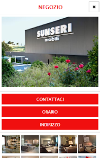 Sunseri Mobili- screenshot thumbnail