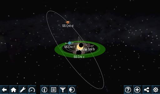 Exo Planets Explorer 3D