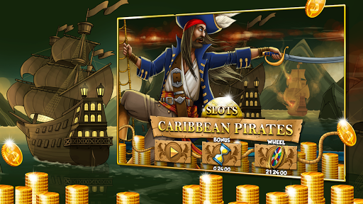Carribean Pirates Slot Machine