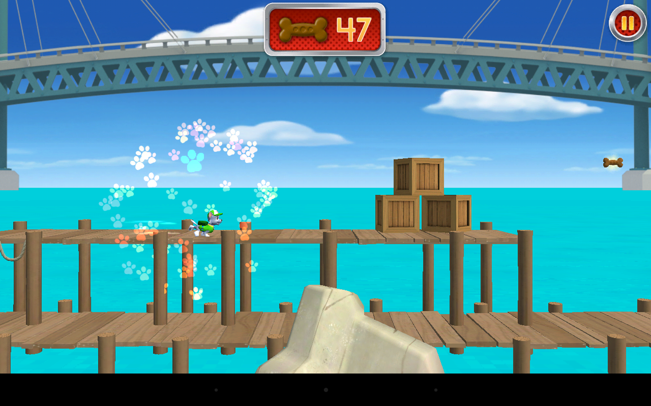 Paw patrol rescue run android apps on google play