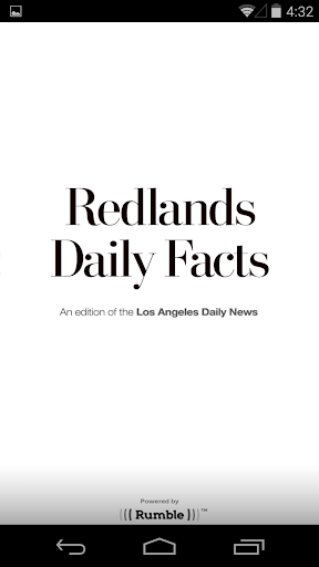 Redlands Daily Facts