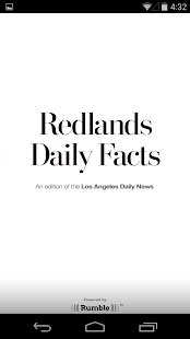 Redlands Daily Facts - screenshot thumbnail