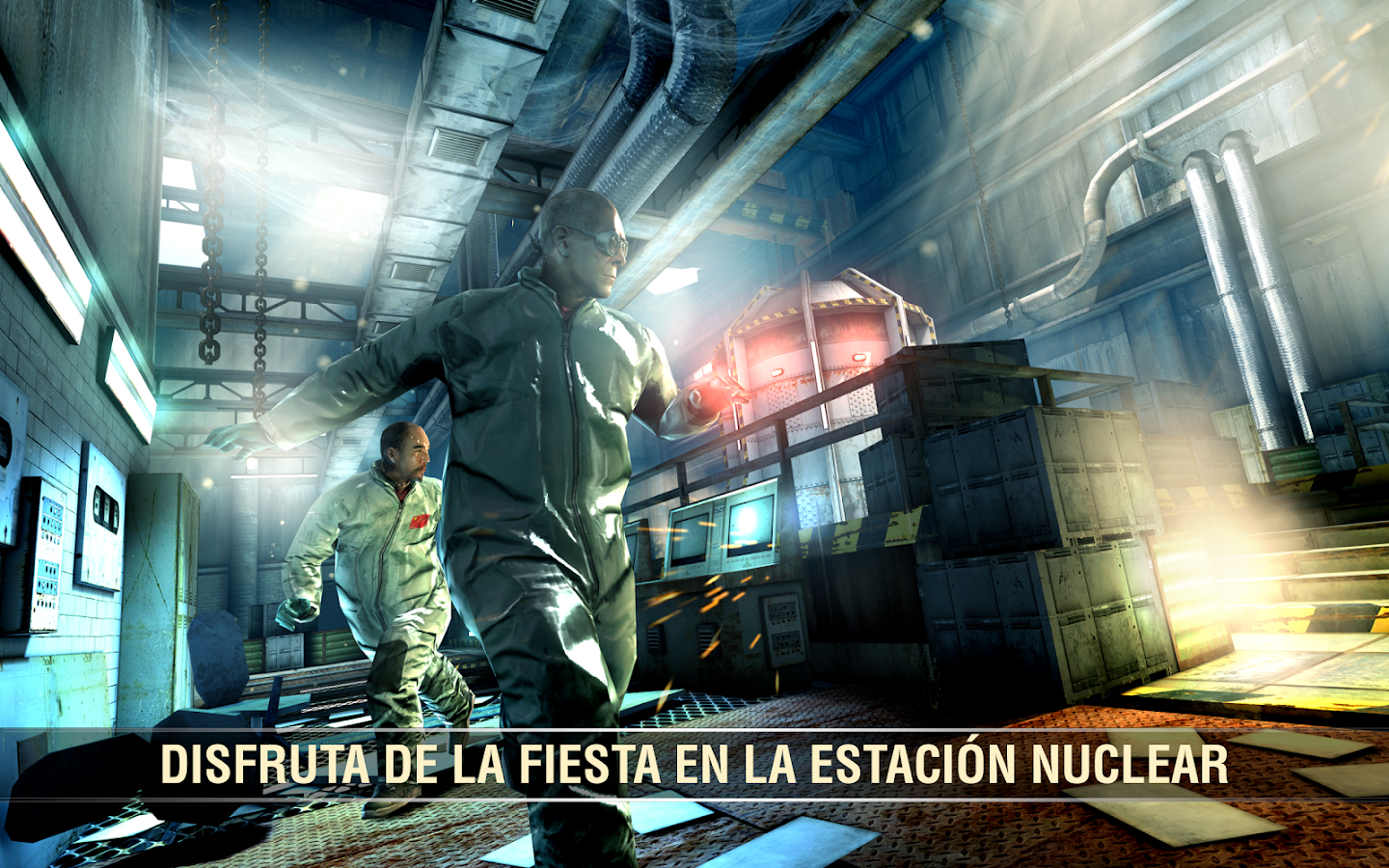 Dead Trigger 2: First Person Zombie Shooter Game: captura de pantalla