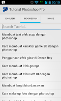 Screenshot of Learn Photoshop Pro