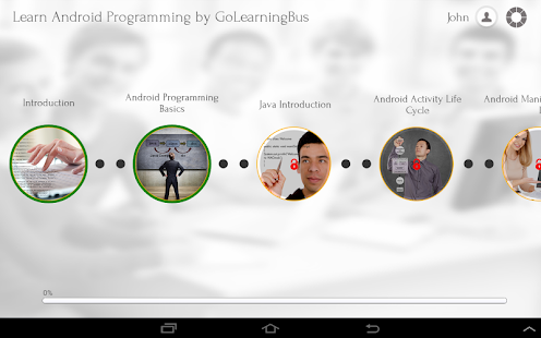 Learn Android Programming - screenshot thumbnail