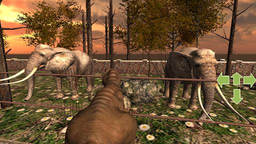 Dinosaur Jurassic Zoo 3D