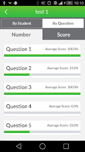 Quick Key - Mobile Grading App- screenshot thumbnail