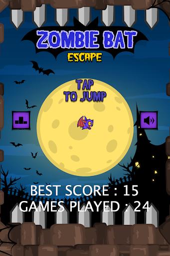 Zombie Bat Escape