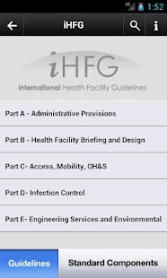 Health Facility Guidelines LT- screenshot thumbnail