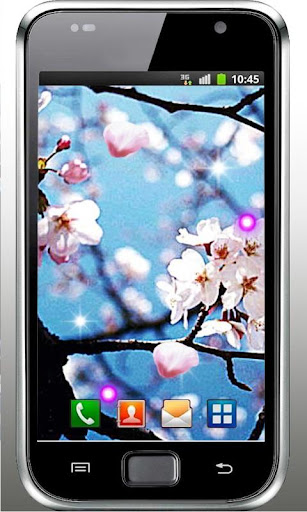 Sakura Nature Live Wallpaper
