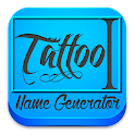 Tattoo Name Design & Generator icon