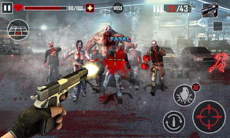 Zombie Killer 2.0 screenshot 3828