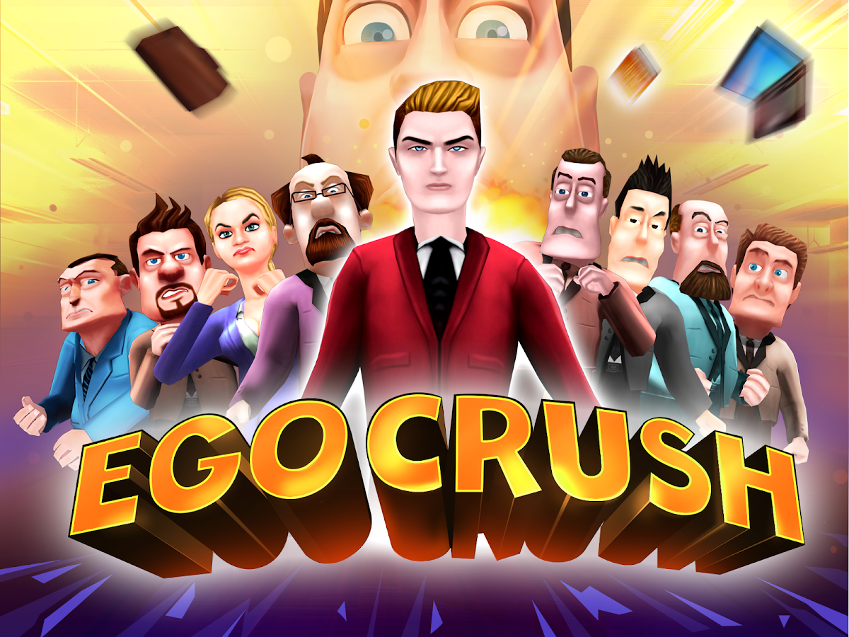 Ego Crush Free- screenshot