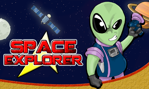 Space Explorer - screenshot thumbnail