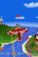 Screenshot of 3D Super-G Stunt