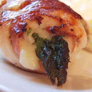 Spring Chicken Roll-Ups