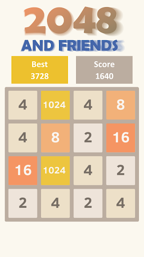2048 and Friends