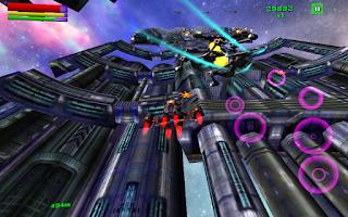 Screenshot of Galactic Run Free