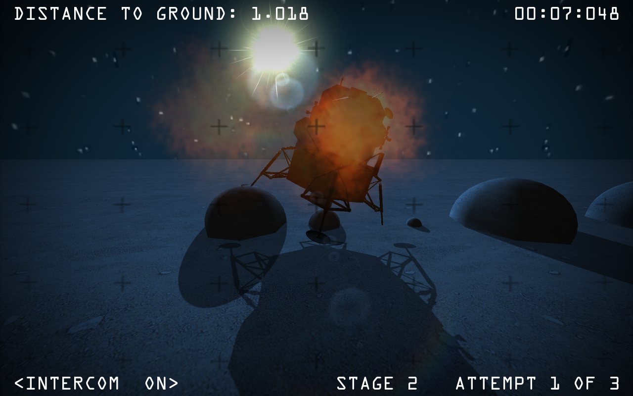 Moon Race- screenshot
