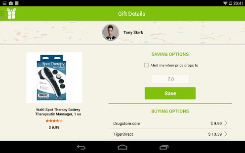 El Gifto - Gift Ideas Guru- screenshot thumbnail