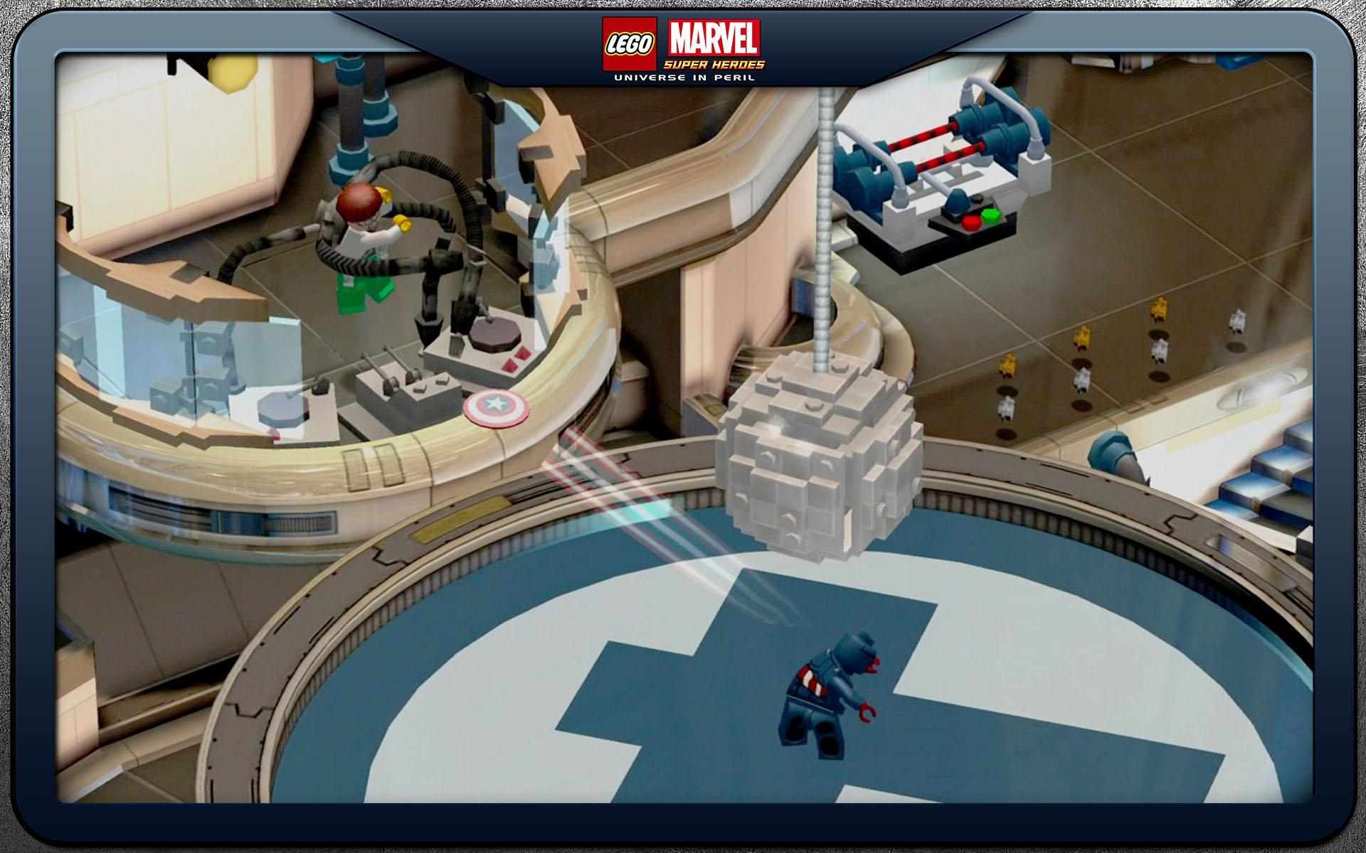LEGO ® Marvel Super Heroes screenshot #14