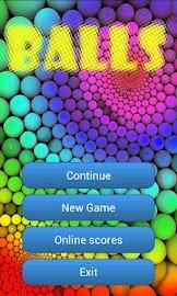 Balls (Lines) Screenshot 1