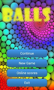 Balls (Lines) Screenshot 1