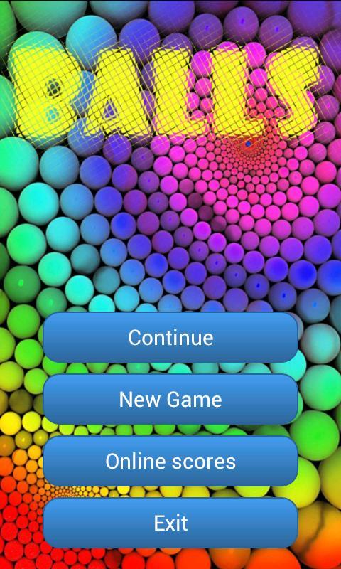 Balls (Lines)- screenshot