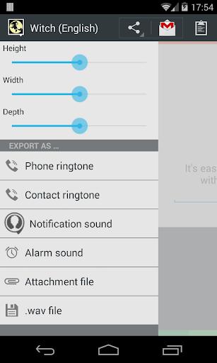 【免費娛樂App】Witch TTS voice (English)-APP點子
