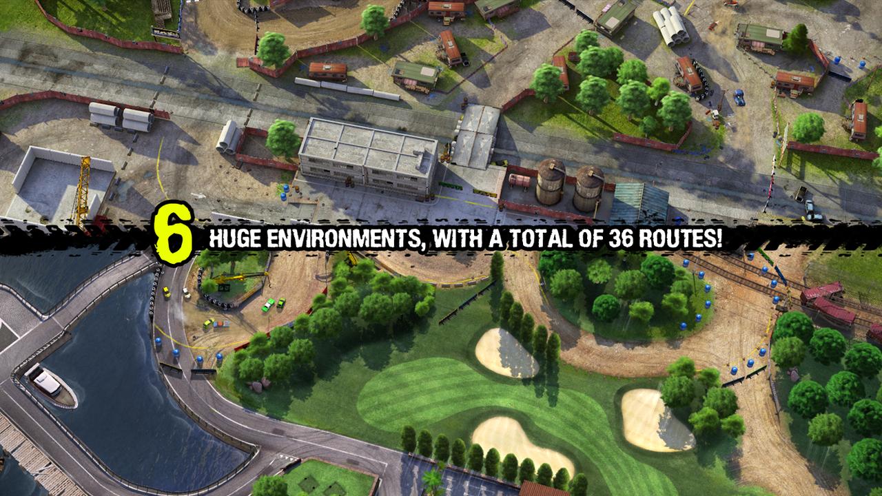 Reckless Racing 3 screenshot #14