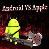 Android VS Apple 3D Shooter