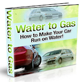 Turn Water Into Gas