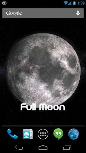 Moonshine Live Wallpaper