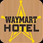 Waymart Hotel & Wranglers BBQ icon