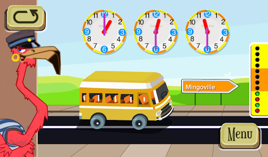 Learn to tell time - Fun Clock - screenshot thumbnail