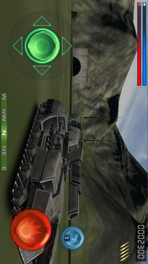 Tank Recon 3D - screenshot