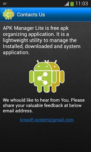 【免費工具App】APK Manager Lite-APP點子