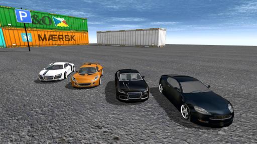 Modern Car Parking 3D