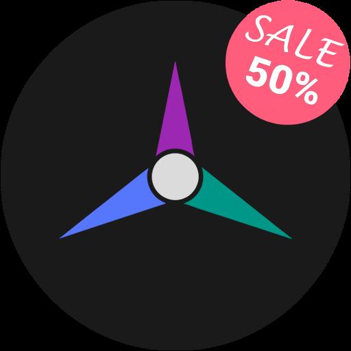 Durgon - Icon Pack 個人化 App LOGO-APP試玩