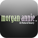 Morgan Annie Beauty logo
