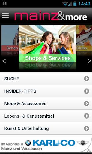 【免費生活App】Mainz & more-APP點子