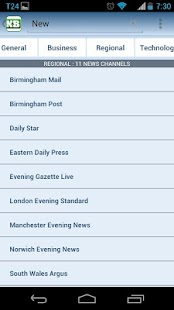 UK News and Newspapers- screenshot thumbnail