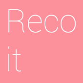 Recoit  - my voice diary