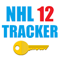 NHL 12 Tracker unlocker/donate logo