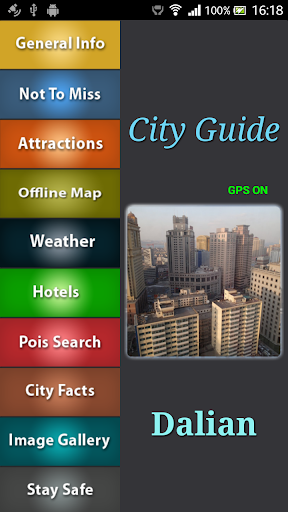 Dalian Offline Travel Guide