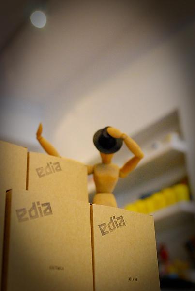 台中 南屯區 - Edia Cafe [咖啡館]