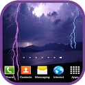 Electric Screen Live Wallpaper icon