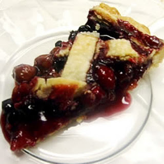 Blueberry Cherry Pie
