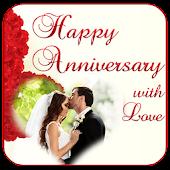 anniversary wedding frame