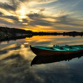 Boat .. by Steffan Hestenes - Landscapes Sunsets & Sunrises (  )